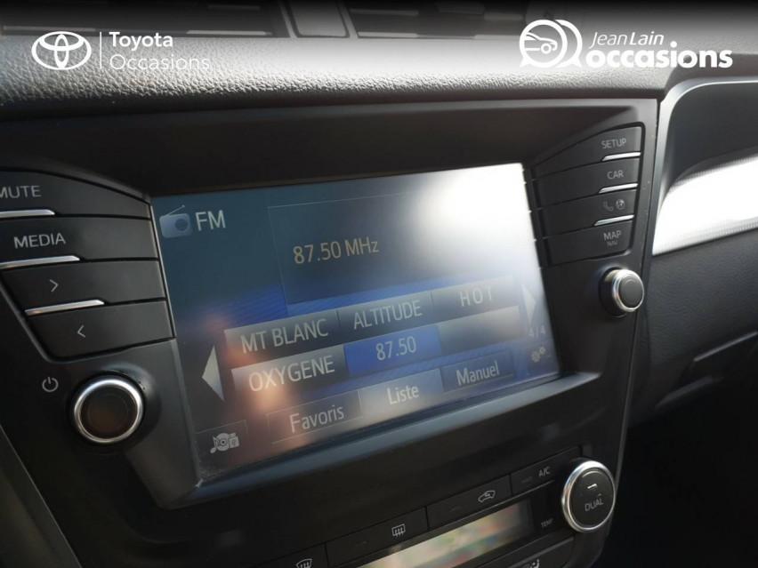 TOYOTA AVENSIS TOURING SPORTS Avensis Touring Sports 143 D-4D Executive 04/01/2017                                                      en vente à La Motte-Servolex - Image n°16