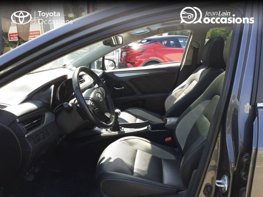 TOYOTA AVENSIS TOURING SPORTS Avensis Touring Sports 143 D-4D Executive 04/01/2017                                                      en vente à La Motte-Servolex - Image n°11