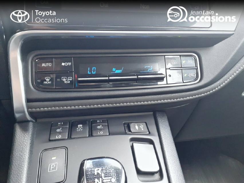 TOYOTA AURIS RC18 Auris Hybride 136h HSD E-CVT TYPE ACTIVE 07/08/2018                                                      en vente à Valence - Image n°14