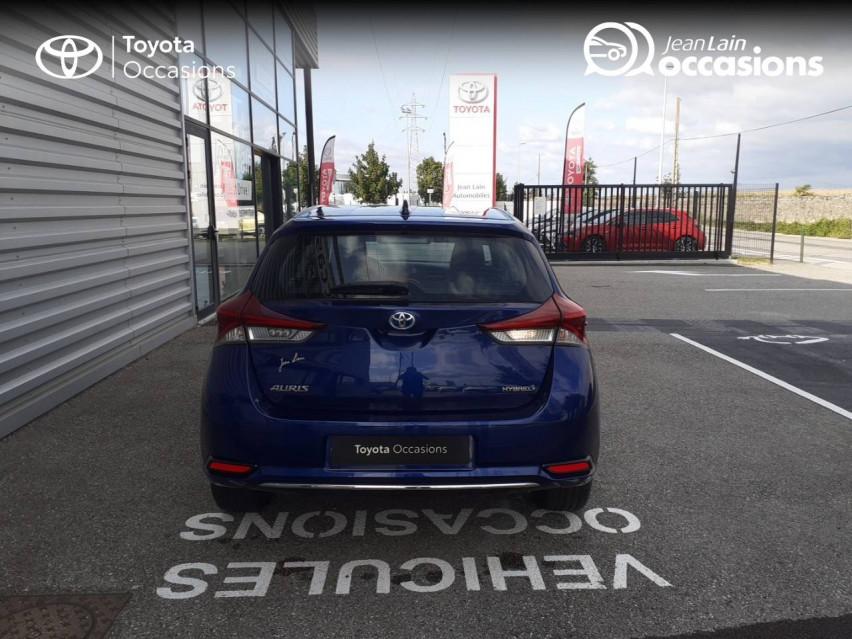 TOYOTA AURIS RC18 Auris Hybride 136h HSD E-CVT TYPE ACTIVE 07/08/2018                                                      en vente à Valence - Image n°6