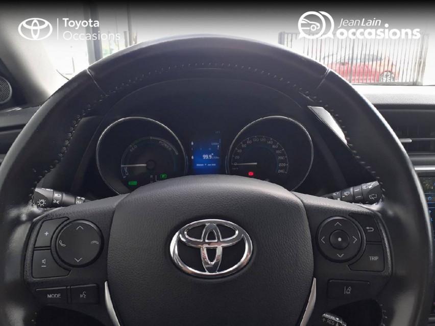 TOYOTA AURIS RC18 Auris Hybride 136h HSD E-CVT TYPE ACTIVE 07/08/2018                                                      en vente à Valence - Image n°12