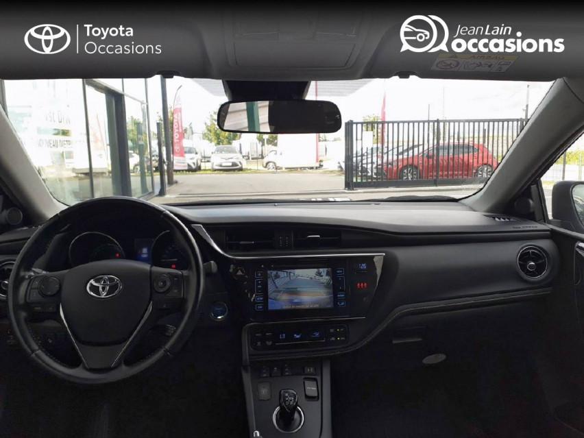 TOYOTA AURIS RC18 Auris Hybride 136h HSD E-CVT TYPE ACTIVE 07/08/2018                                                      en vente à Valence - Image n°18