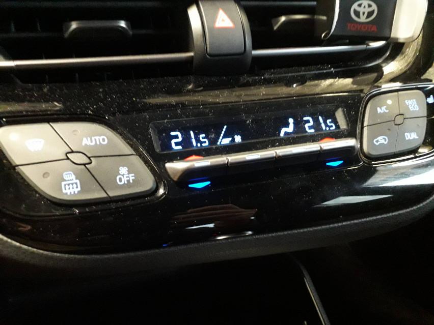 TOYOTA C-HR HYBRIDE C-HR Hybride 122h Graphic 07/12/2017                                                      en vente à Annonay - Image n°17