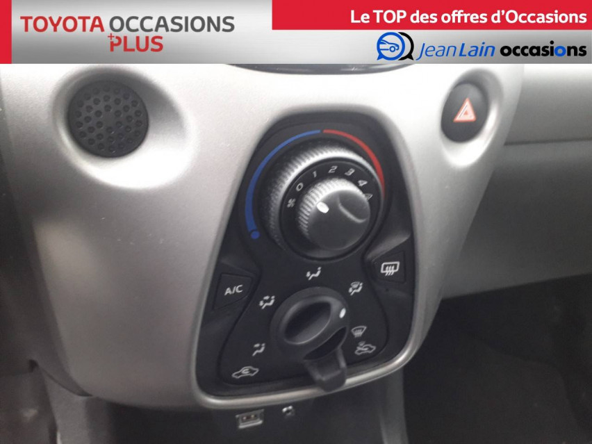 TOYOTA AYGO Aygo 1.0 VVT-i x-play 03/07/2018                                                      en vente à La Motte-Servolex - Image n°18