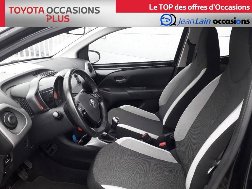 TOYOTA AYGO Aygo 1.0 VVT-i x-play 03/07/2018                                                      en vente à La Motte-Servolex - Image n°7