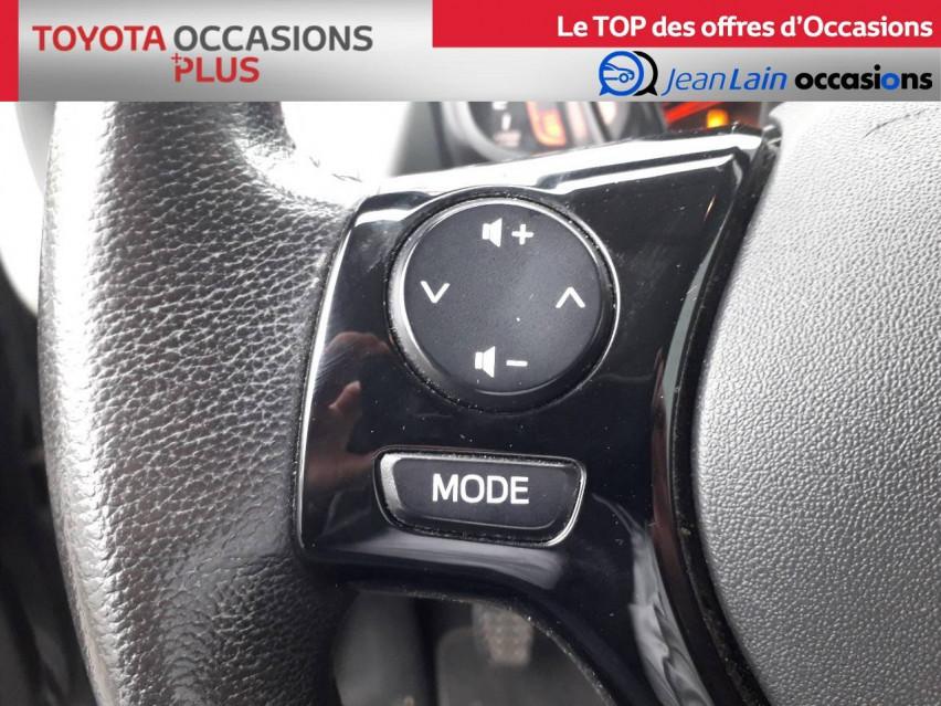 TOYOTA AYGO Aygo 1.0 VVT-i x-play 03/07/2018                                                      en vente à La Motte-Servolex - Image n°16