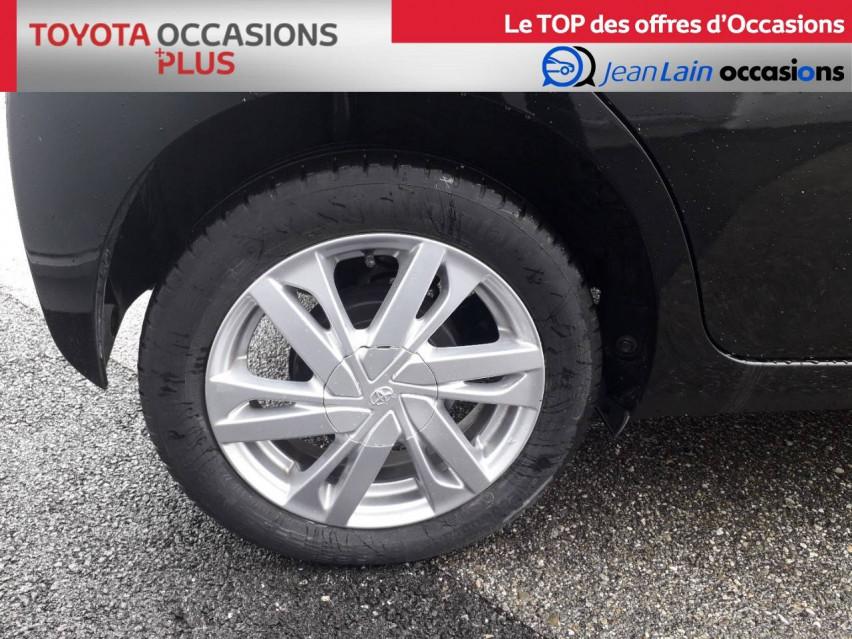 TOYOTA AYGO Aygo 1.0 VVT-i x-play 03/07/2018                                                      en vente à La Motte-Servolex - Image n°5