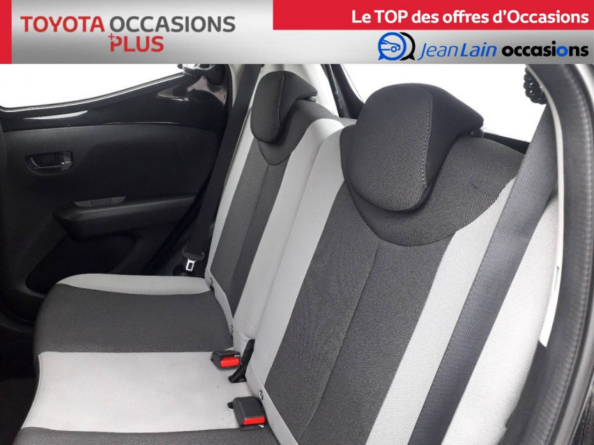 TOYOTA AYGO Aygo 1.0 VVT-i x-play 03/07/2018                                                      en vente à La Motte-Servolex - Image n°11