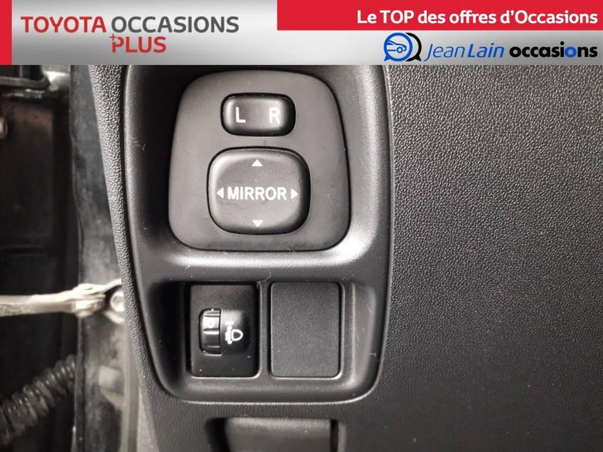 TOYOTA AYGO Aygo 1.0 VVT-i x-play 03/07/2018                                                      en vente à La Motte-Servolex - Image n°13