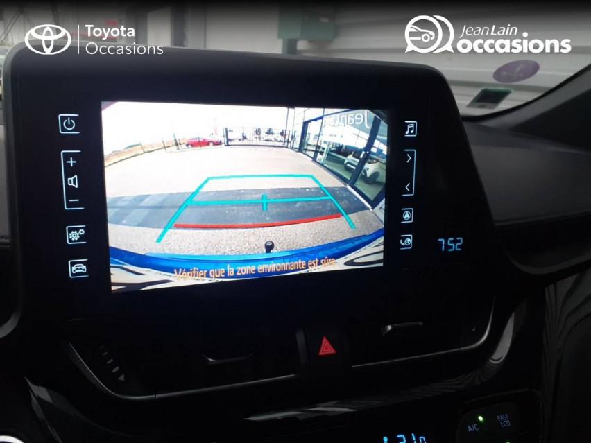 TOYOTA C-HR HYBRIDE C-HR Hybride Break 122h Dynamic 26/06/2018                                                      en vente à Valence - Image n°16
