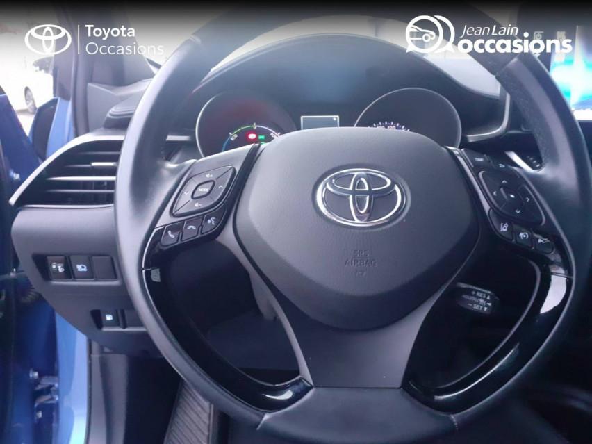 TOYOTA C-HR HYBRIDE C-HR Hybride Break 122h Dynamic 26/06/2018                                                      en vente à Valence - Image n°12