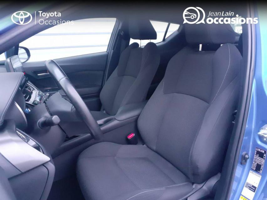 TOYOTA C-HR HYBRIDE C-HR Hybride Break 122h Dynamic 26/06/2018                                                      en vente à Valence - Image n°18