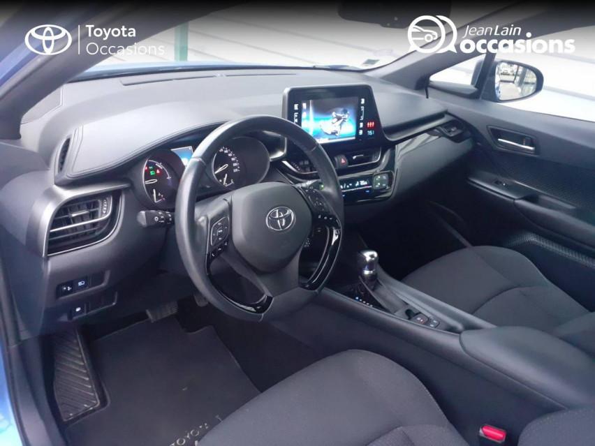 TOYOTA C-HR HYBRIDE C-HR Hybride Break 122h Dynamic 26/06/2018                                                      en vente à Valence - Image n°11