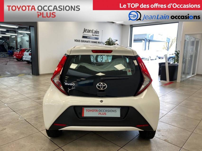 TOYOTA AYGO Aygo 1.0 VVT-i x 14/02/2019                                                      en vente à Seyssinet-Pariset - Image n°6