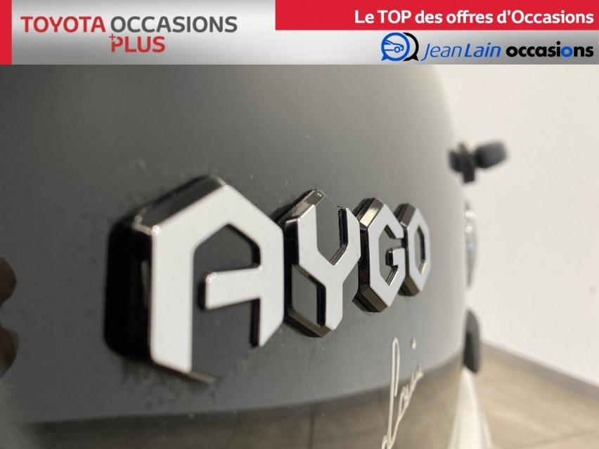 TOYOTA AYGO Aygo 1.0 VVT-i x 14/02/2019                                                      en vente à Seyssinet-Pariset - Image n°10