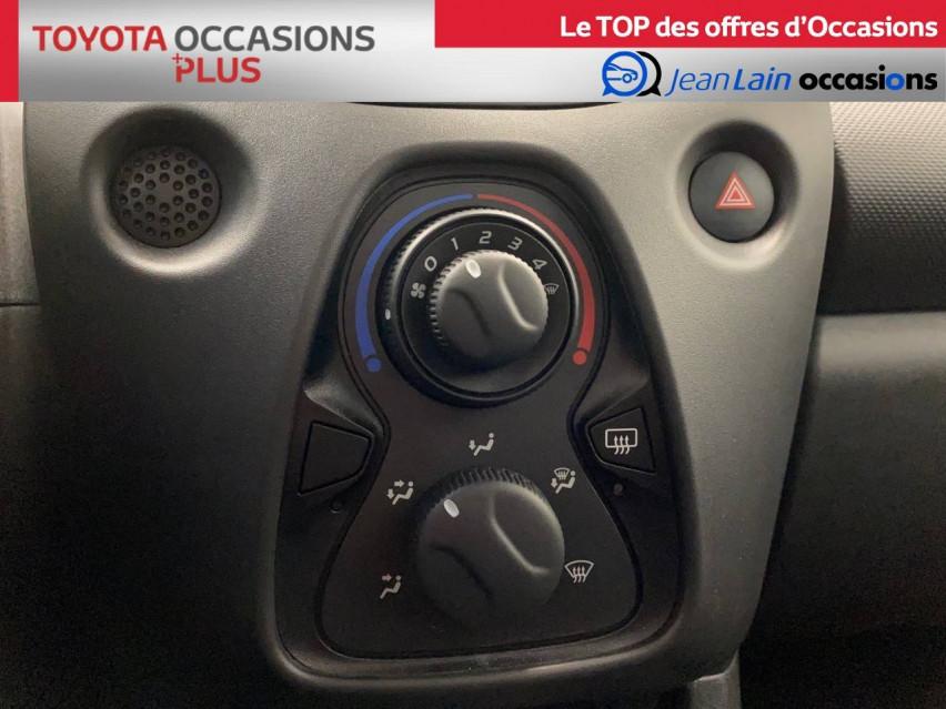 TOYOTA AYGO Aygo 1.0 VVT-i x 14/02/2019                                                      en vente à Seyssinet-Pariset - Image n°14