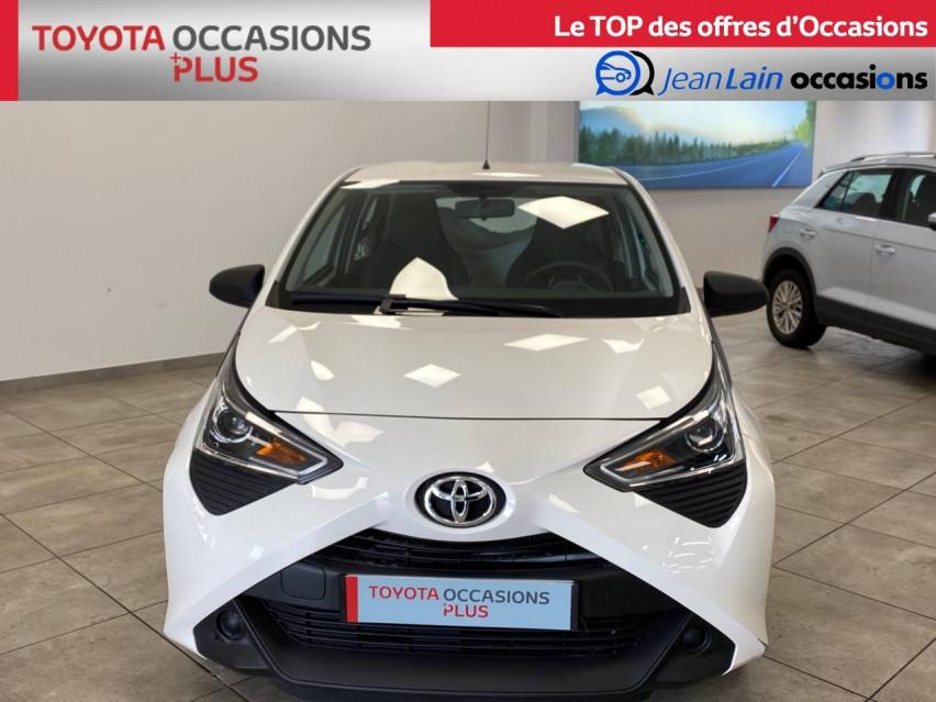 TOYOTA AYGO Aygo 1.0 VVT-i x 14/02/2019                                                      en vente à Seyssinet-Pariset - Image n°2