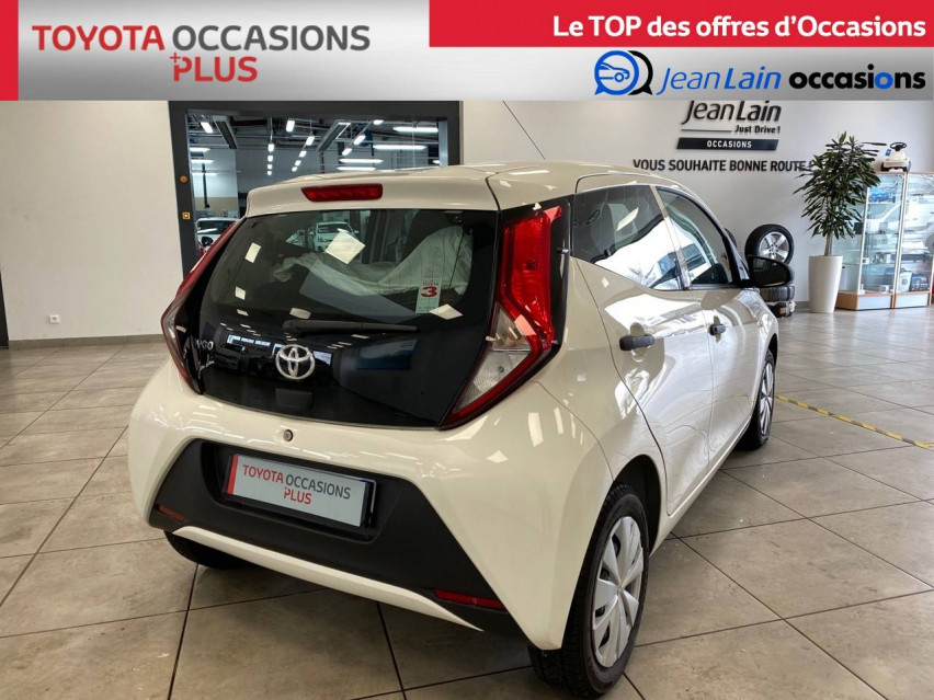 TOYOTA AYGO Aygo 1.0 VVT-i x 14/02/2019                                                      en vente à Seyssinet-Pariset - Image n°5