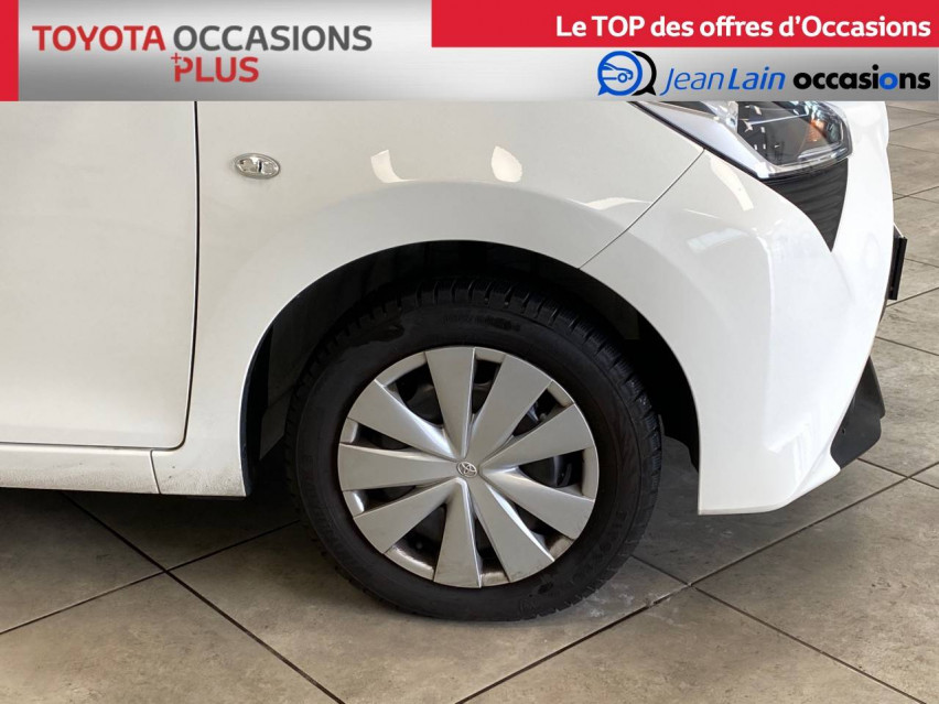 TOYOTA AYGO Aygo 1.0 VVT-i x 14/02/2019                                                      en vente à Seyssinet-Pariset - Image n°9