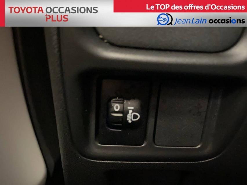 TOYOTA AYGO Aygo 1.0 VVT-i x 14/02/2019                                                      en vente à Seyssinet-Pariset - Image n°16