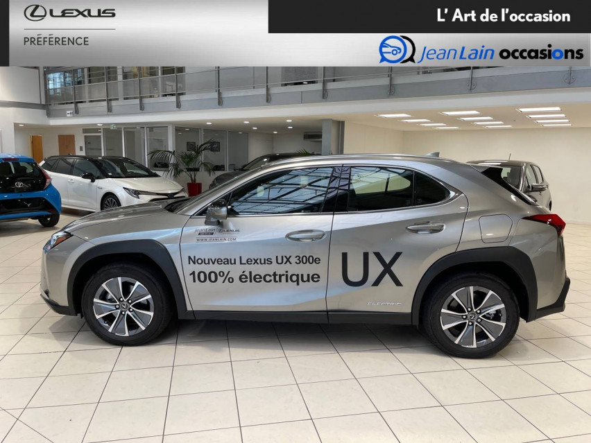 LEXUS UX ELECTRIC UX 300e Luxe 23/03/2021                                                      en vente à Chambéry - Image n°8