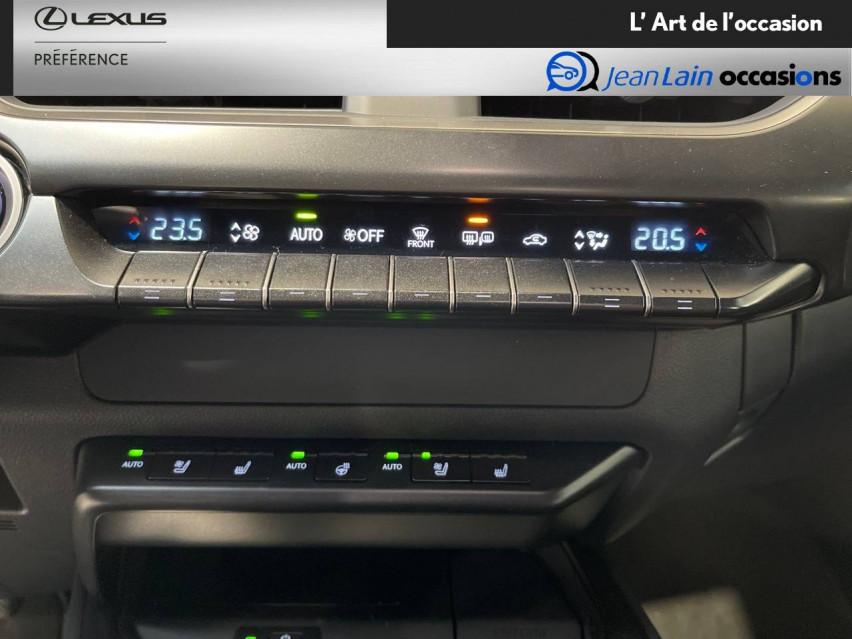 LEXUS UX ELECTRIC UX 300e Luxe 23/03/2021                                                      en vente à Chambéry - Image n°14