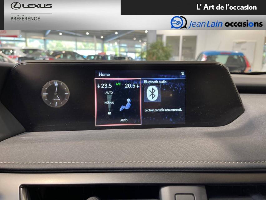 LEXUS UX ELECTRIC UX 300e Luxe 23/03/2021                                                      en vente à Chambéry - Image n°16