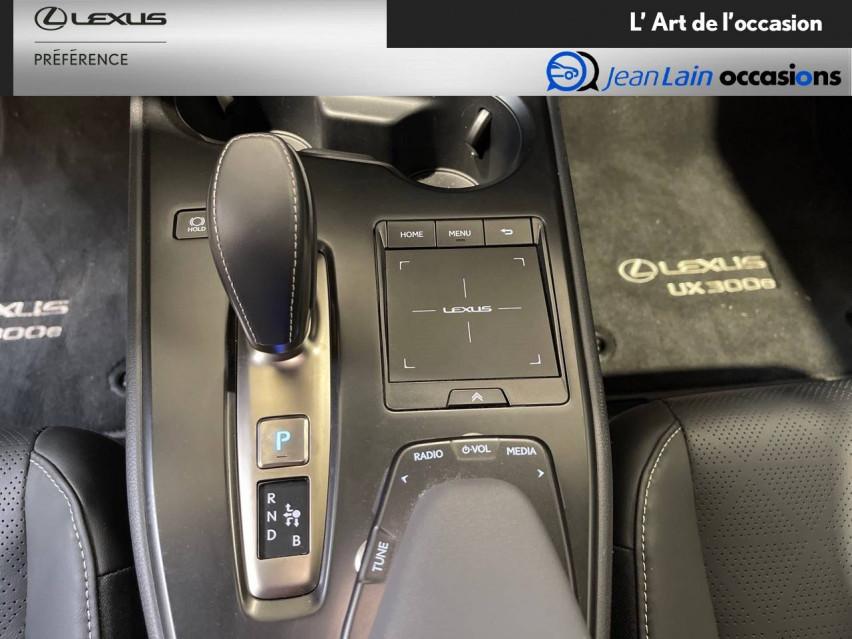 LEXUS UX ELECTRIC UX 300e Luxe 23/03/2021                                                      en vente à Chambéry - Image n°13