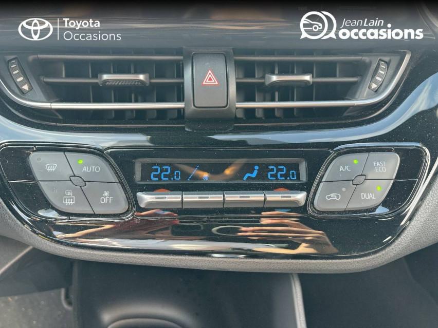 TOYOTA C-HR C-HR 1.2T CVT 4WD Dynamic 29/12/2016                                                      en vente à Tournon - Image n°14