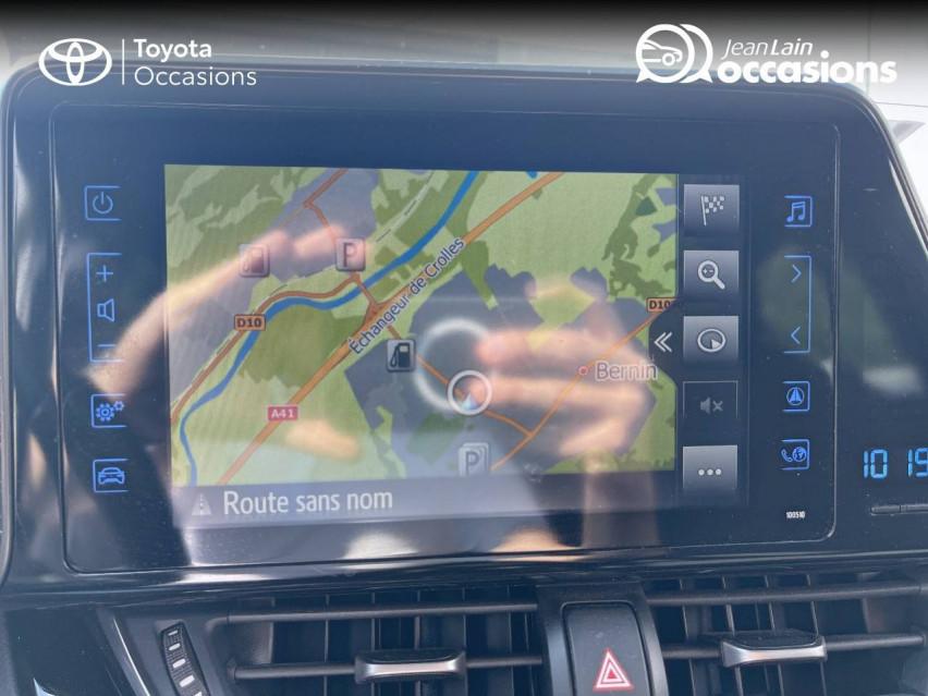 TOYOTA C-HR C-HR 1.2T CVT 4WD Dynamic 29/12/2016                                                      en vente à Tournon - Image n°15