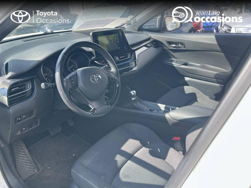 TOYOTA C-HR C-HR 1.2T CVT 4WD Dynamic 29/12/2016                                                      en vente à Tournon - Image n°11