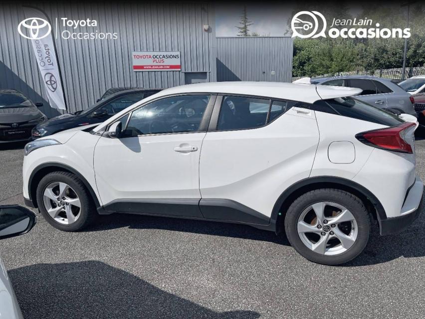 TOYOTA C-HR C-HR 1.2T CVT 4WD Dynamic 29/12/2016                                                      en vente à Tournon - Image n°8
