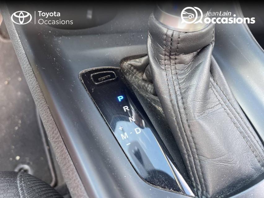 TOYOTA C-HR C-HR 1.2T CVT 4WD Dynamic 29/12/2016                                                      en vente à Tournon - Image n°13