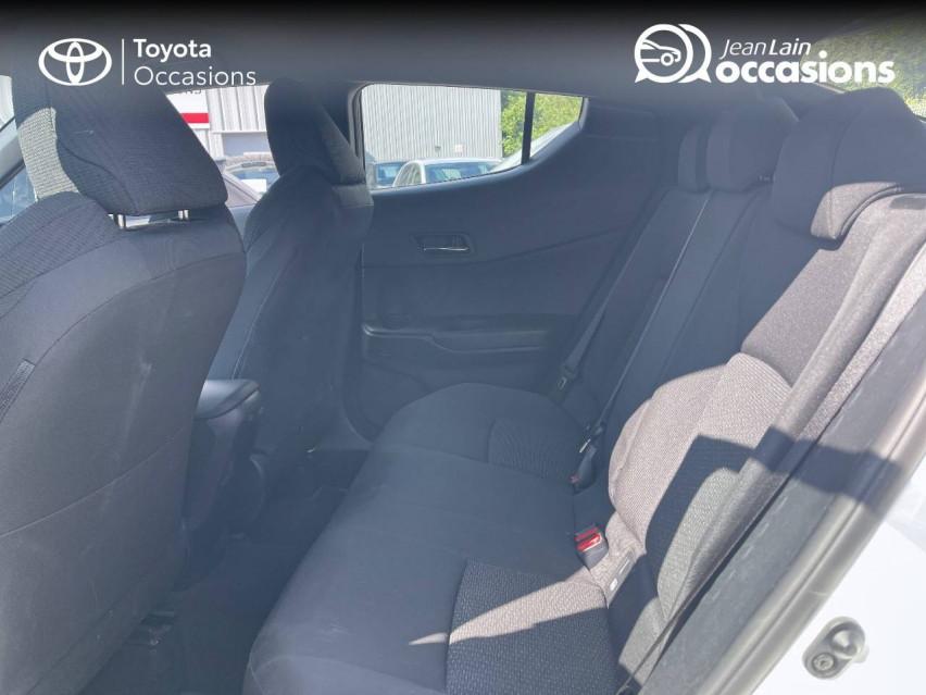 TOYOTA C-HR C-HR 1.2T CVT 4WD Dynamic 29/12/2016                                                      en vente à Tournon - Image n°17