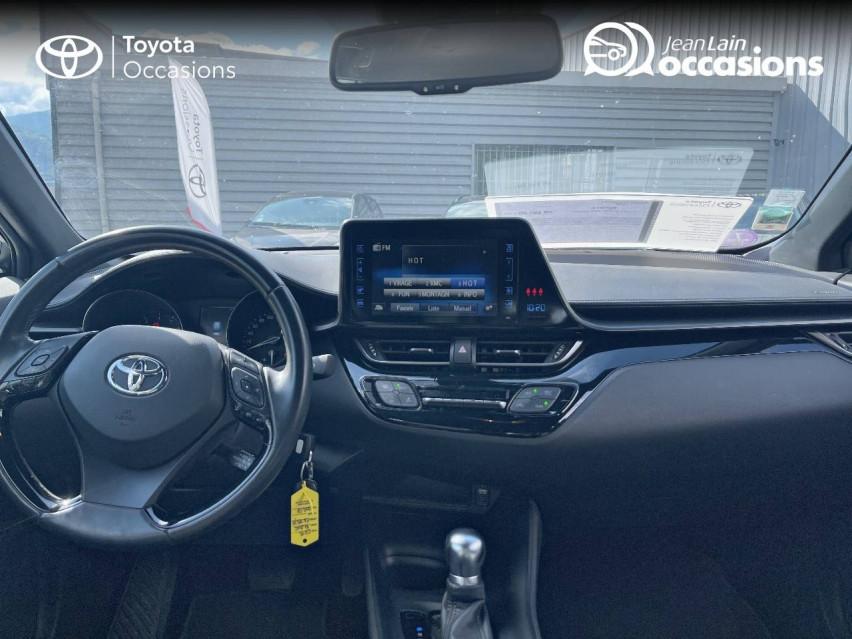 TOYOTA C-HR C-HR 1.2T CVT 4WD Dynamic 29/12/2016                                                      en vente à Tournon - Image n°18