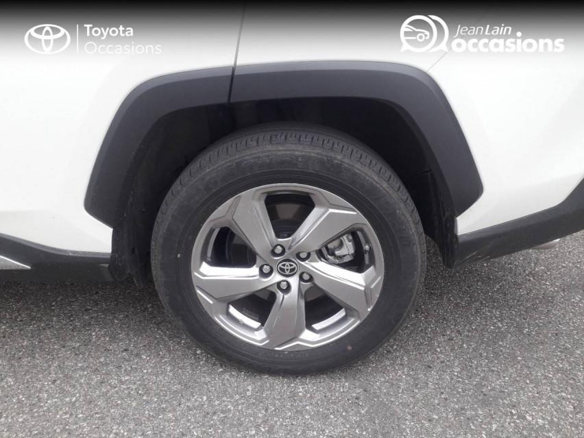 TOYOTA RAV4 HYBRIDE MY20 RAV4 Hybride 218 ch 2WD Lounge 04/11/2019                                                      en vente à Tournon - Image n°9