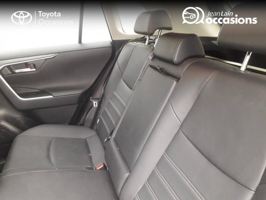 TOYOTA RAV4 HYBRIDE MY20 RAV4 Hybride 218 ch 2WD Lounge 04/11/2019                                                      en vente à Tournon - Image n°10