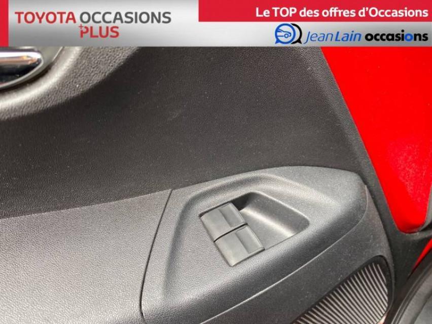 TOYOTA AYGO Aygo 1.0 VVT-i x-red 26/03/2018                                                      en vente à La Motte-Servolex - Image n°14