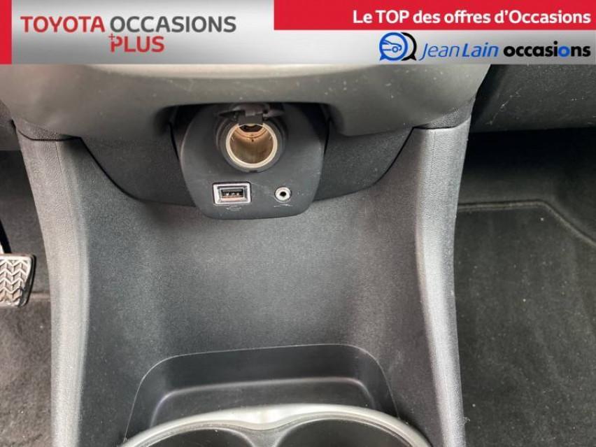 TOYOTA AYGO Aygo 1.0 VVT-i x-red 26/03/2018                                                      en vente à La Motte-Servolex - Image n°15