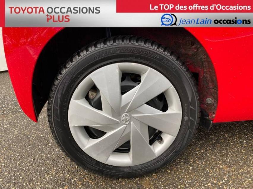 TOYOTA AYGO Aygo 1.0 VVT-i x-red 26/03/2018                                                      en vente à La Motte-Servolex - Image n°4