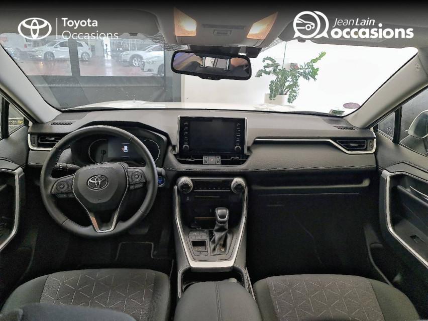 TOYOTA RAV4 HYBRIDE RAV4 Hybride 218 ch 2WD Dynamic 28/04/2020                                                      en vente à Seyssinet-Pariset - Image n°18