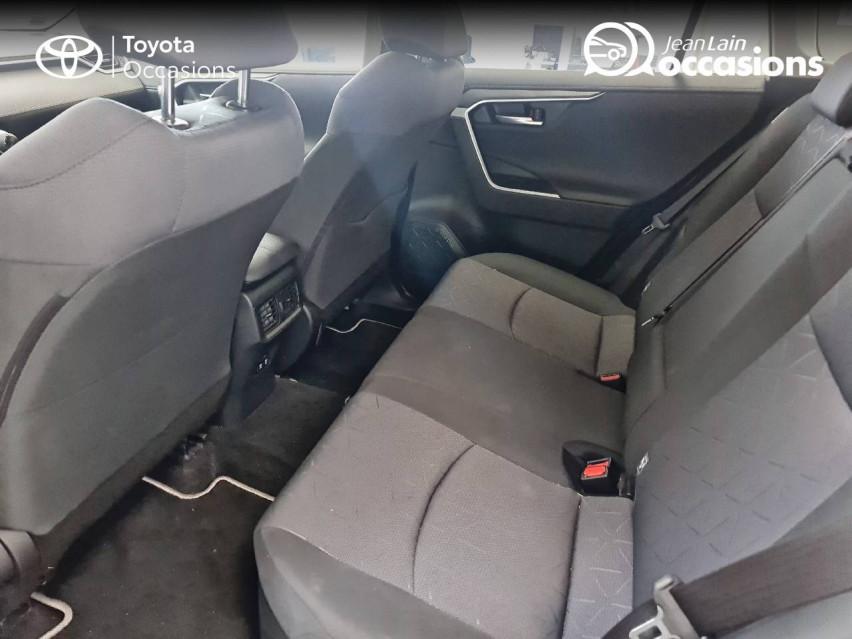 TOYOTA RAV4 HYBRIDE RAV4 Hybride 218 ch 2WD Dynamic 28/04/2020                                                      en vente à Seyssinet-Pariset - Image n°17