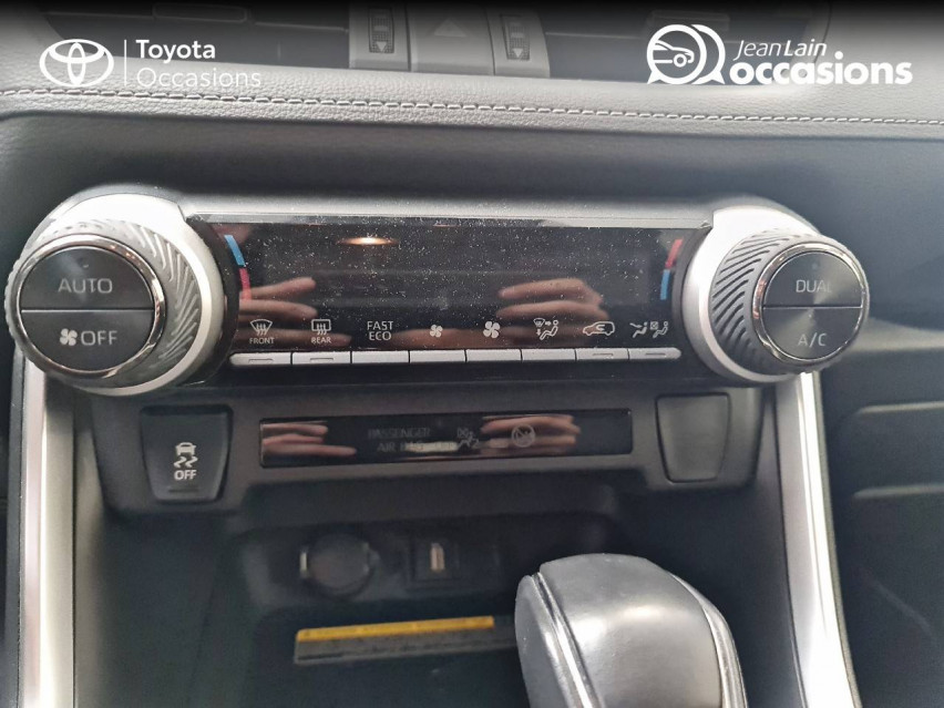 TOYOTA RAV4 HYBRIDE RAV4 Hybride 218 ch 2WD Dynamic 28/04/2020                                                      en vente à Seyssinet-Pariset - Image n°14