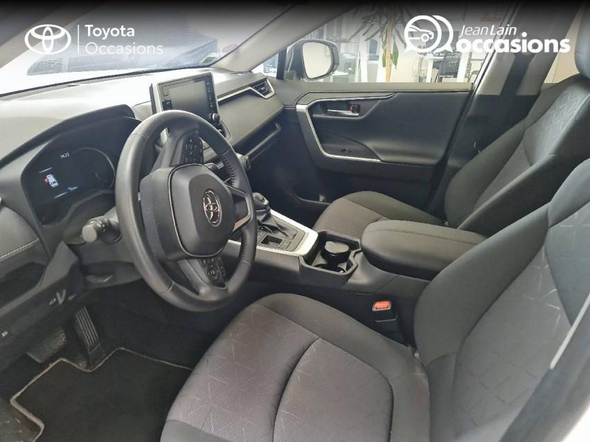 TOYOTA RAV4 HYBRIDE RAV4 Hybride 218 ch 2WD Dynamic 28/04/2020                                                      en vente à Seyssinet-Pariset - Image n°11