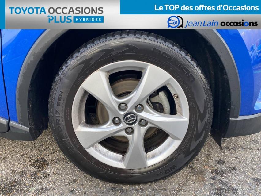 TOYOTA C-HR HYBRIDE C-HR Hybride 122h Dynamic 19/02/2019                                                      en vente à Tournon - Image n°9