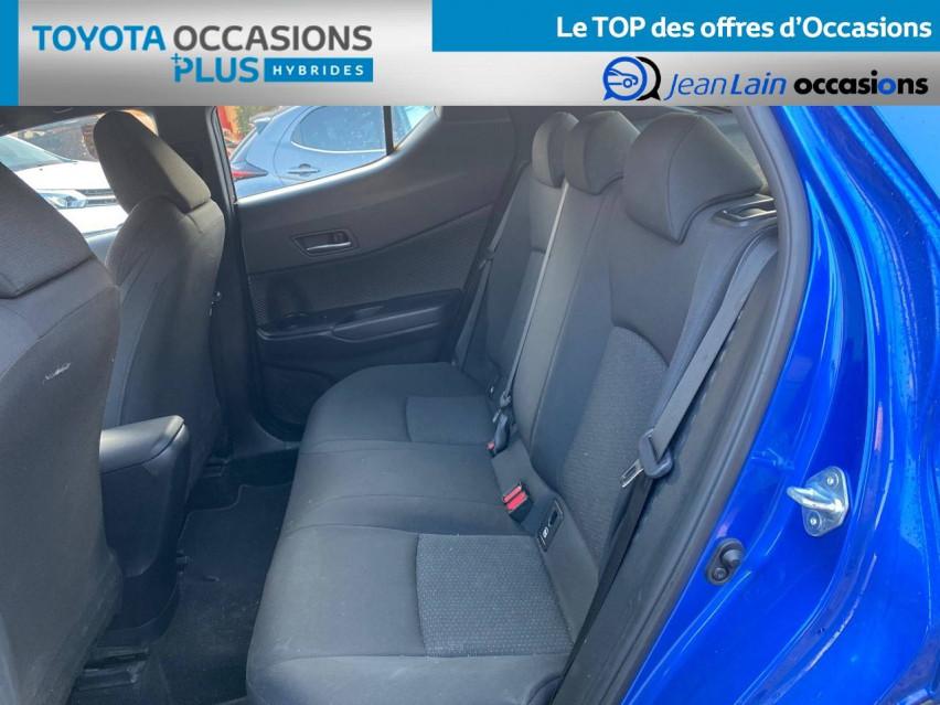 TOYOTA C-HR HYBRIDE C-HR Hybride 122h Dynamic 19/02/2019                                                      en vente à Tournon - Image n°17