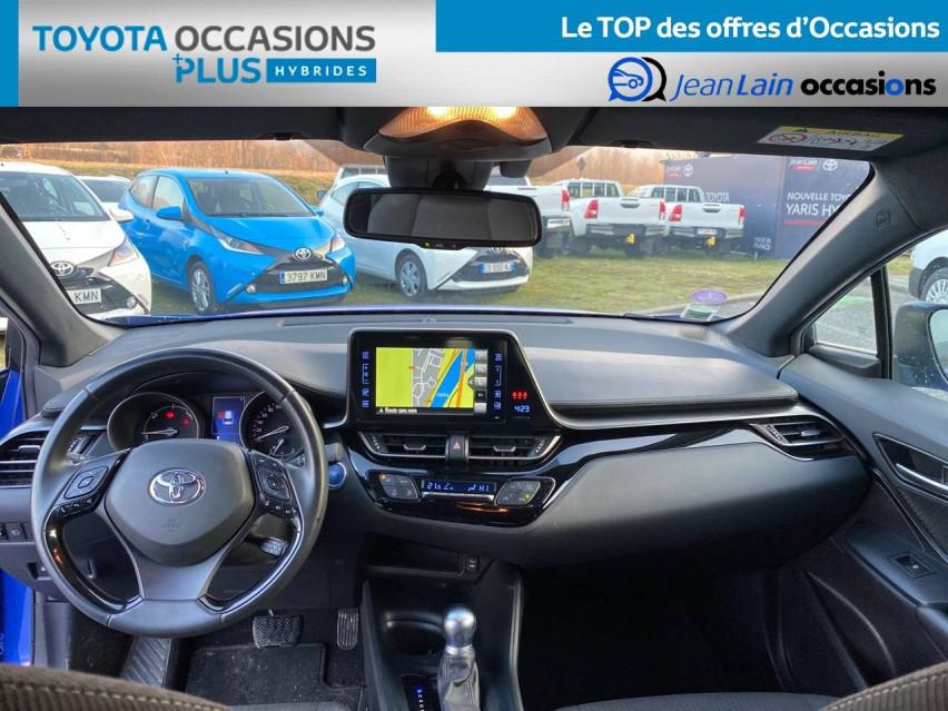 TOYOTA C-HR HYBRIDE C-HR Hybride 122h Dynamic 19/02/2019                                                      en vente à Tournon - Image n°18