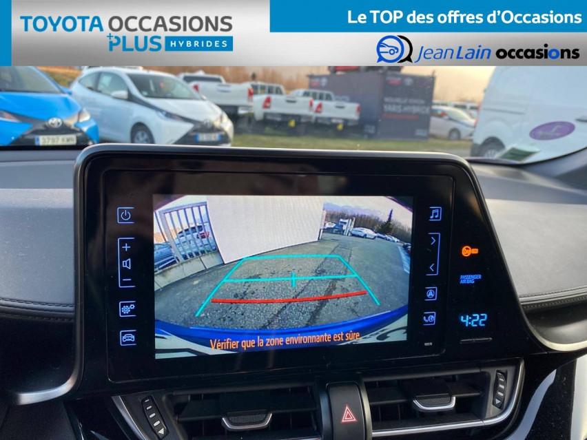 TOYOTA C-HR HYBRIDE C-HR Hybride 122h Dynamic 19/02/2019                                                      en vente à Tournon - Image n°16