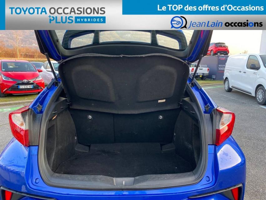 TOYOTA C-HR HYBRIDE C-HR Hybride 122h Dynamic 19/02/2019                                                      en vente à Tournon - Image n°10