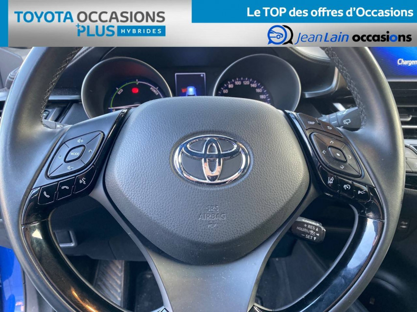 TOYOTA C-HR HYBRIDE C-HR Hybride 122h Dynamic 19/02/2019                                                      en vente à Tournon - Image n°12